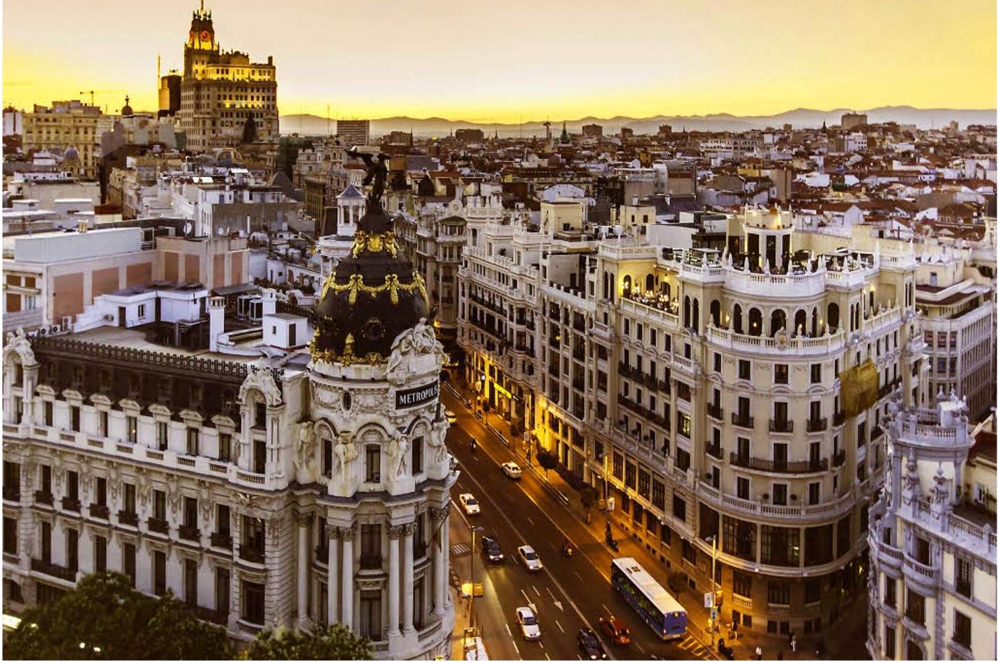 Madrid - CC flickr.com - heyper