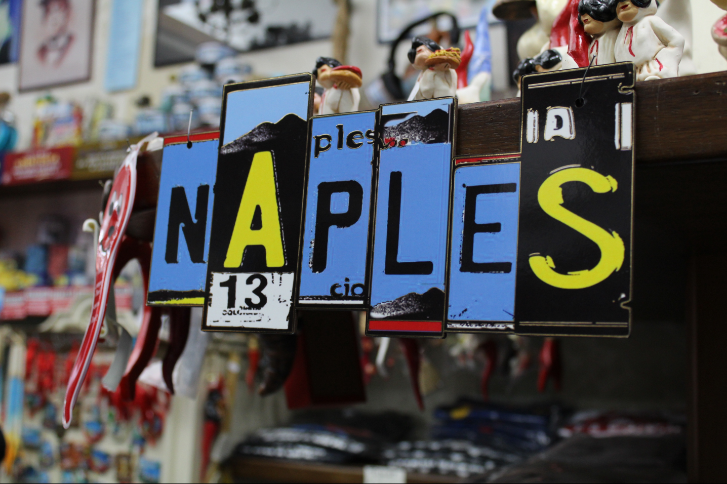 Naples - CC unsplash